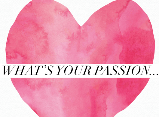 How I found my passion… well many really?!!