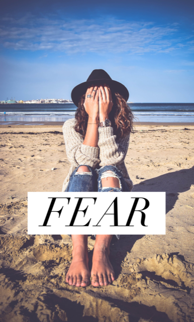 What's the meaning of fear?